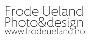Frode Ueland Photo og design - Logo