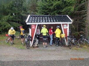 2013-08-18 - SBS 2013 - Kontrollpost ved Fossby