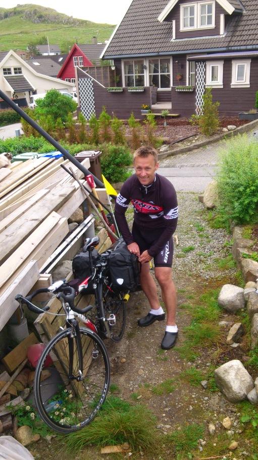 2012-07-10 - Dagen før avreise - Ålgård, Norge.