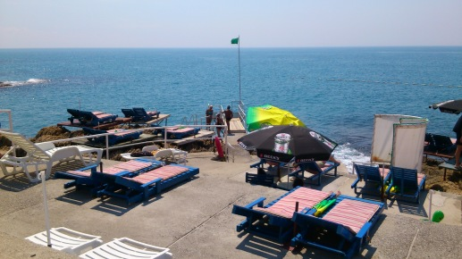 2012-08-02 - Dag 23 - Ulcinj, Montenegro.
