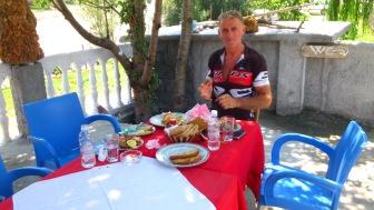 2012-08-03 - Dag 24 - Bujan, Albania.