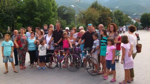 2012-08-03 - Dag 24 - Peja, Kosovo.