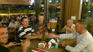 2012-08-05 - Dag 26 - Peja, Kosovo.
