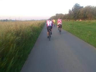 2014-07-24 Haderslev-Paris, 3. etappe i Belgia - Start på 3. etappe.
