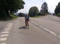 2014-07-23 Haderslev-Paris, 3. etappe i Belgia - Mye bakker.