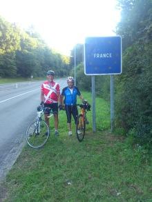 2014-07-23 Haderslev-Paris, 3. etappe i Frankrike.