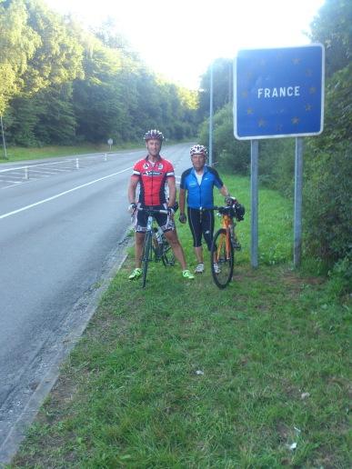 2014-07-24 Haderslev-Paris, 3. etappe i Frankrike.