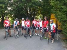 2014-07-25 Haderslev-Paris, 4. etappe i Frankrike - Start på 4. etappe.