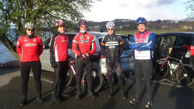 2015-04-26 300 km Brevet Stavanger