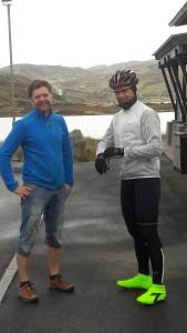 Testtur med norske medlemmer i RAAM team 06