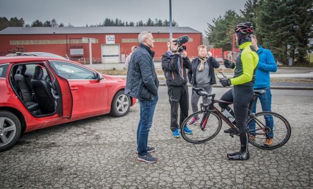 TV Vest - Team Samling Ålgård 14
